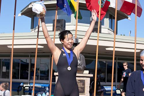 星奈津美選手、「バセドー病」と闘いながら銅メダル獲得
