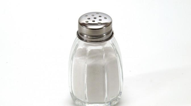 塩分の摂取を制限(減塩)|おすすめの健康的ライフスタイル10箇条