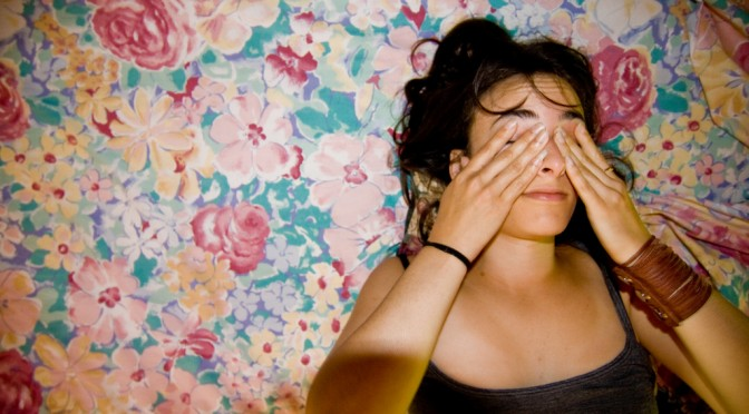 なぜ眼精疲労によってめまい・ふらつき・吐き気が起こるのか?|眼精疲労の症状