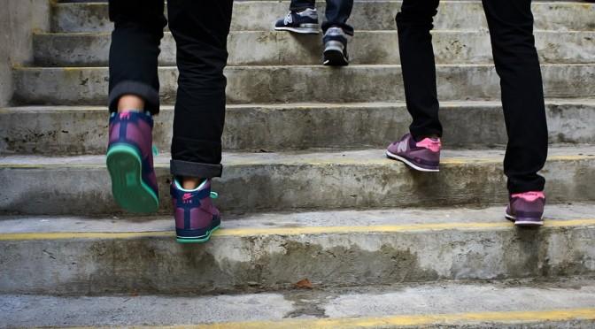 スロトレの準備運動「足踏み」で腸腰筋が鍛えられる?