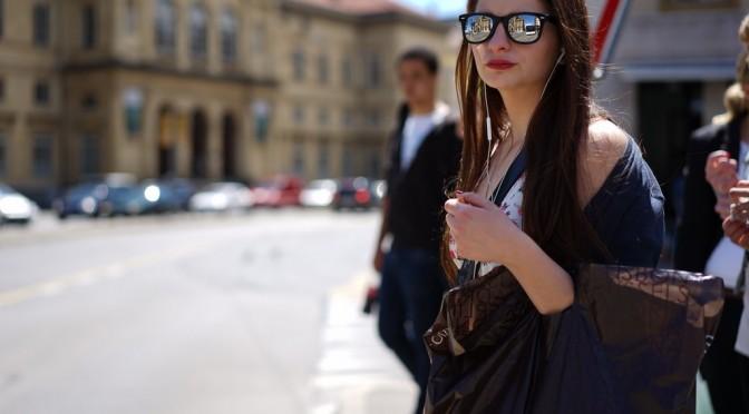 メガネや帽子で紫外線対策をして目の病気(白内障・翼状片・瞼裂斑)を予防しましょう!