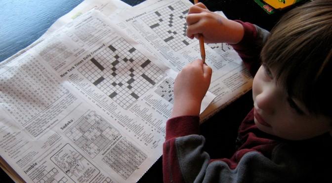 クロスワードや読書に認知症進行を遅らせる効果=米研究(2009/8/4)
