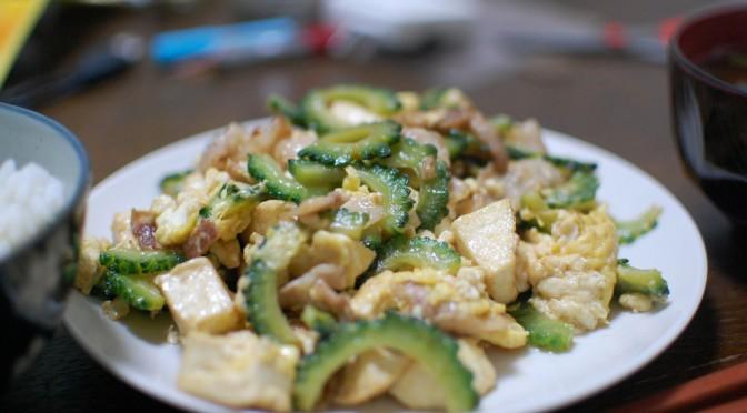 【奥薗レシピ】サラダ風チャンプルーの作り方|たくさん食べて美しく痩せる|#たけしの家庭の医学