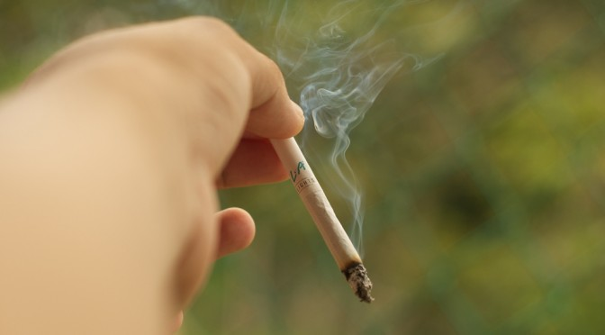 逆流性食道炎の治療には禁煙が効果的|大阪市立大