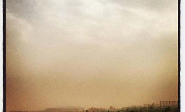 黄砂で花粉症の症状が悪化してしまう?