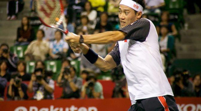 【テニス】錦織圭、胃酸過多による胃けいれんの症状回復 腎臓結石は治療せず