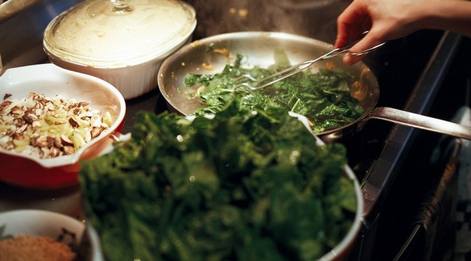 2型糖尿病予防には緑色の葉もの野菜が有効|英研究