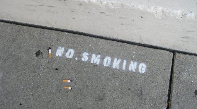 5月31日は「#世界禁煙デー」