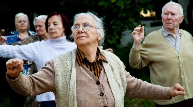 70歳以上で過体重の人は寿命が長い|オーストラリア研究