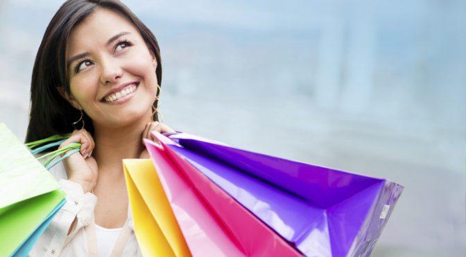 女性は買い物(ショッピング)で年間約4万8000キロカロリー消費する!