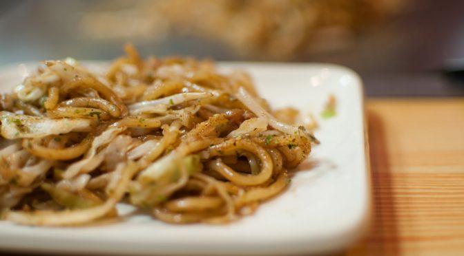 【奥薗レシピ】減塩&亜鉛たっぷりソース焼きそばの作り方|#たけしの家庭の医学