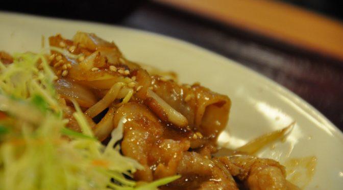 【奥薗レシピ】減塩!豚の生姜焼きの作り方|#たけしの家庭の医学