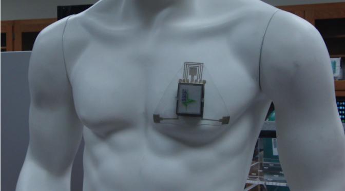 腕と胸に装着して喘息症状を予測するウェアラブルデバイスを開発|米ノースカロライナ州立大学