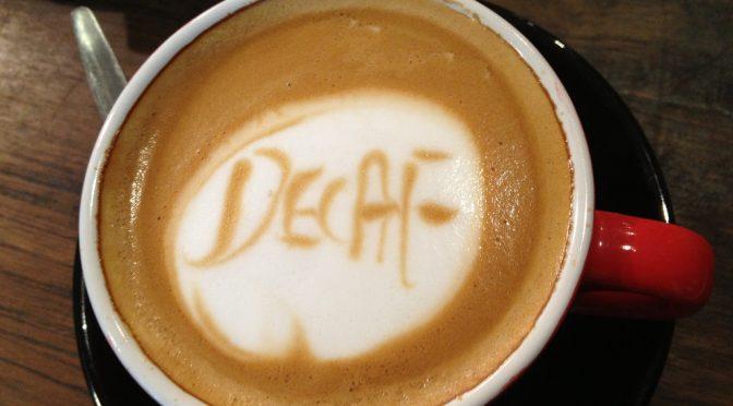 デカフェ(カフェインレスコーヒー)は日本でも定着する!?|#decaf #coffee