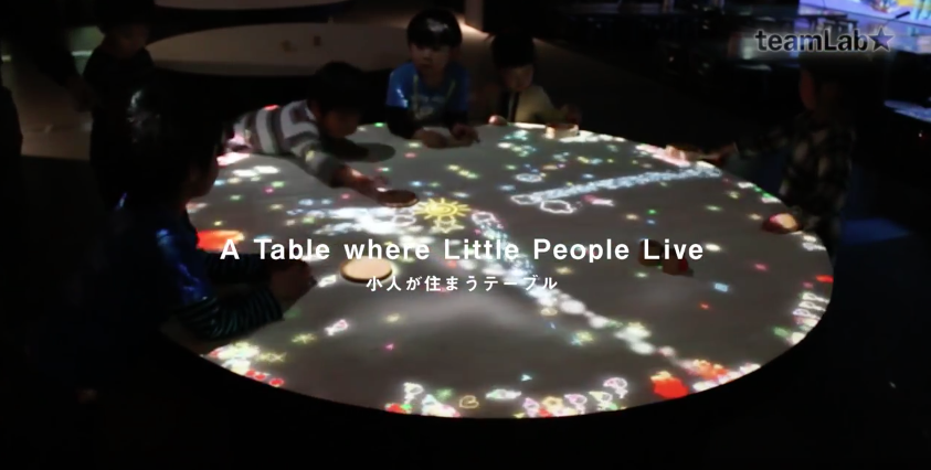 A_Table_where Little_People_Live