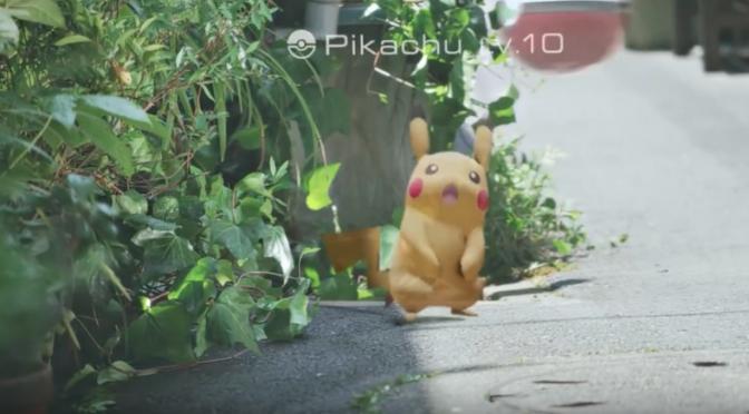 ポケモンGO(PokemonGO)