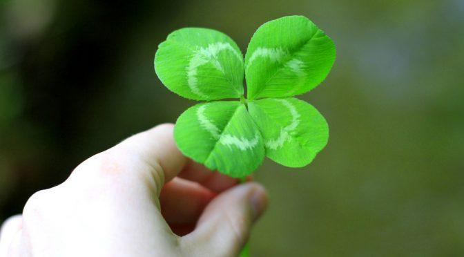 「自分は幸運だ」と思えば、本当に「幸運」になれる確率が高くなる!?