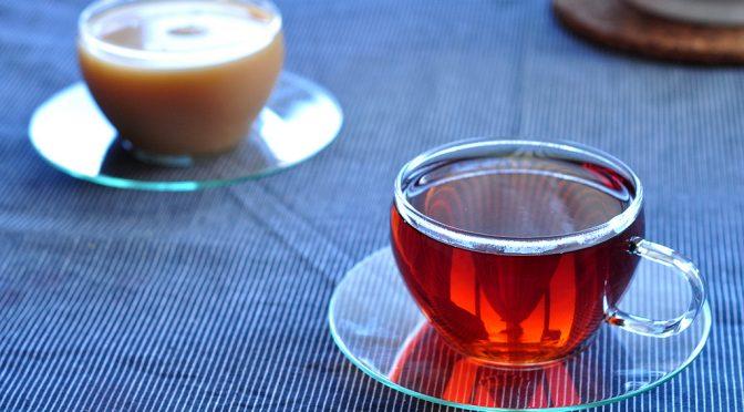 紅茶に含まれる「テアフラビン類」にノロウイルスを消毒する作用がある!?|静岡県・県環境衛生科学研究所