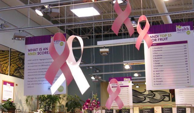 ピンクリボンキャンペーン2017|乳がんの早期発見のため乳がん検診を受けましょう