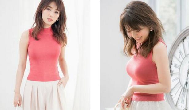 抜群のスタイル&水着姿で話題! #泉里香 さんのマシュマロボディ&モチモチ肌&美バストの秘訣とは?