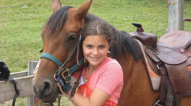 乗馬(ホースセラピー)で子供の肥満解消