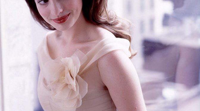 【#プレ花嫁】アン・ハサウェイ(Anne Hathaway)、結婚式前集中ダイエット