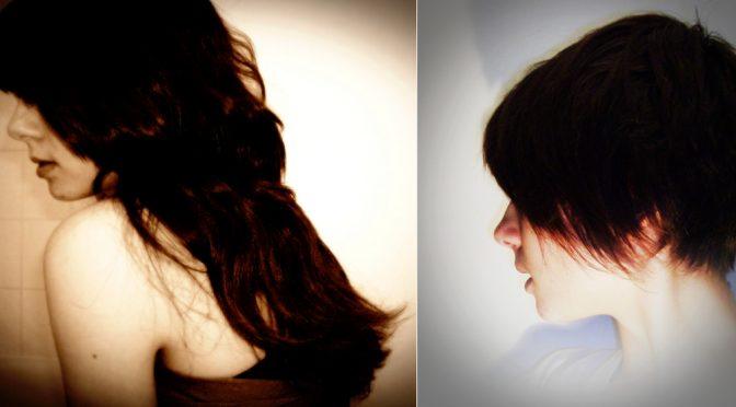 #ベッキー さん、バッサリとカットした髪の毛を「#ヘアドネーション」に