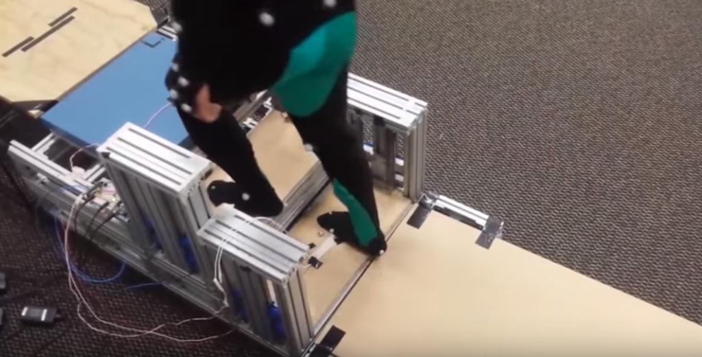膝や足首への負担を軽減!階段の上り下りをアシストするエネルギーリサイクル階段|ジョージア工科大学・エモリー大学