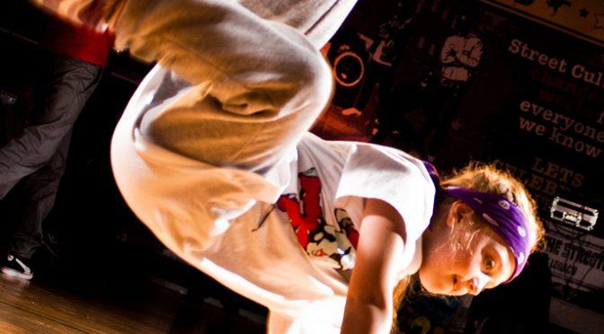 ヒップホップダンスは子どもの脳機能がアップ!?