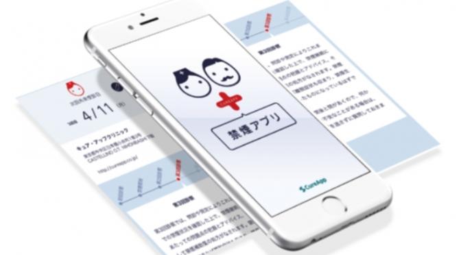 ニコチン依存症治療アプリ「CureApp 禁煙」の日本初の「アプリの治験」の結果有効性が確認|CureApp(キュア・アップ)