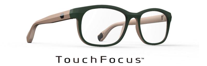 ワンタッチで老眼鏡機能のオン・オフが切り替わるアイウェア「TOUCHFOCUS™」|#三井化学