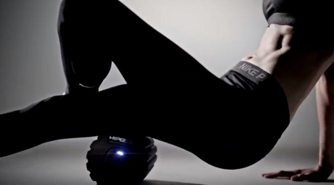 VYPER|圧力と振動を用いたローラーでウォーミングアップ、筋肉ほぐし・筋膜リリース、疲労回復