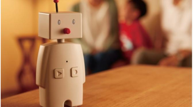 """ロボットでインフルエンザ・風邪予防!コミュニケーションロボット「BOCCO」の『センサでおしゃべり』機能でお部屋の""""乾燥""""をしゃべってお知らせ"""