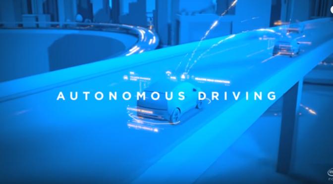 なぜ自動運転を実現するために「5G」が必要なの?|#CES2018 #インテル のブースでは #AI #IoT #5G #自動運転 が体験できる!