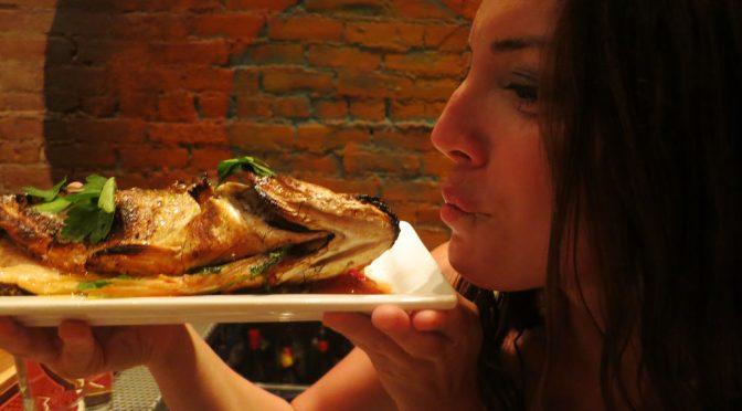 妊婦が魚を食べると、子供の認知機能が高まり、発達障害が起こりにくい