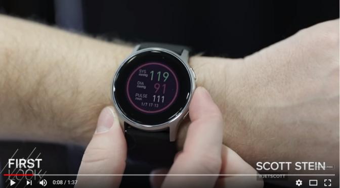 #オムロン、隠れ高血圧の発見に役立つ腕時計型のウェアラブル心電付血圧計を開発|#CES2018