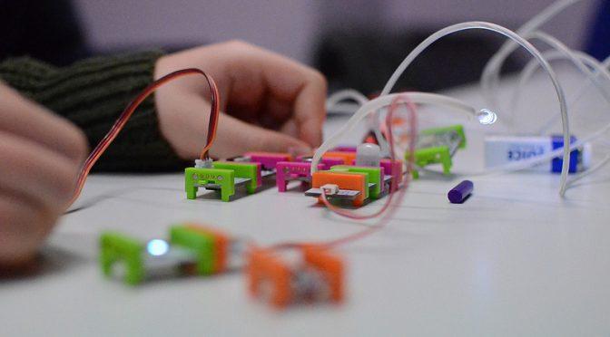 STEM教育に役立つ学習キット「littlebits」|開発したきっかけは「専門家だけのものになっていることが納得いかなかった」から!?