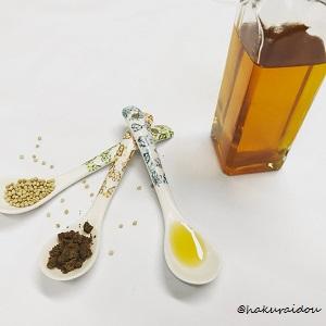 【ガッテン】スプーン1杯のえごま油で体重・中性脂肪が減る!オメガ3油の摂取の仕方のコツ・注意点!オメガ3とオメガ6のバランスが重要!