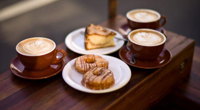 本当に朝食にドーナツとコーヒーが適しているのか?