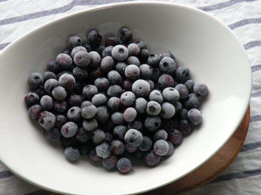 国産ブルーベリー