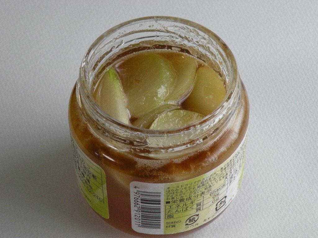 にんにくはちみつ漬けの作り方・レシピ