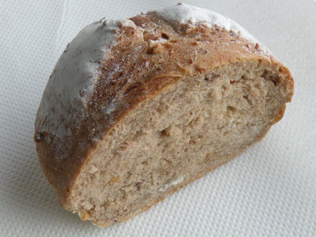 木の実パン(ハーフ)|ちわたや