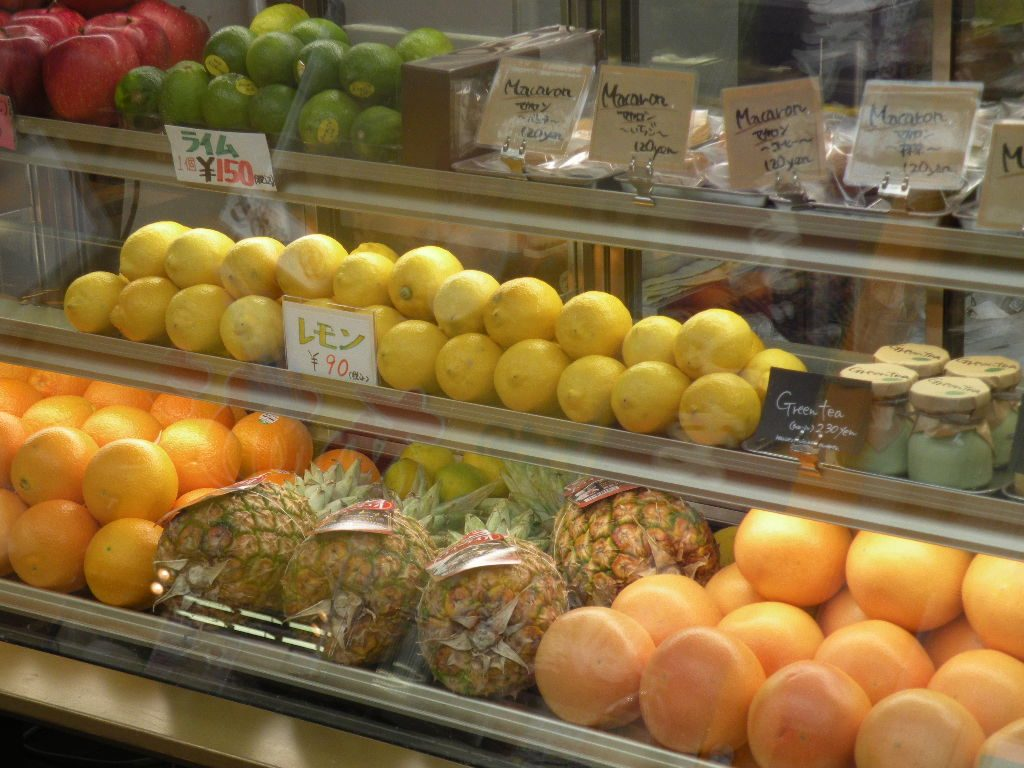 フルーツ(りんご・ライム・レモン・パイナップル・グレープフルーツ)|生産者市場さんむーん
