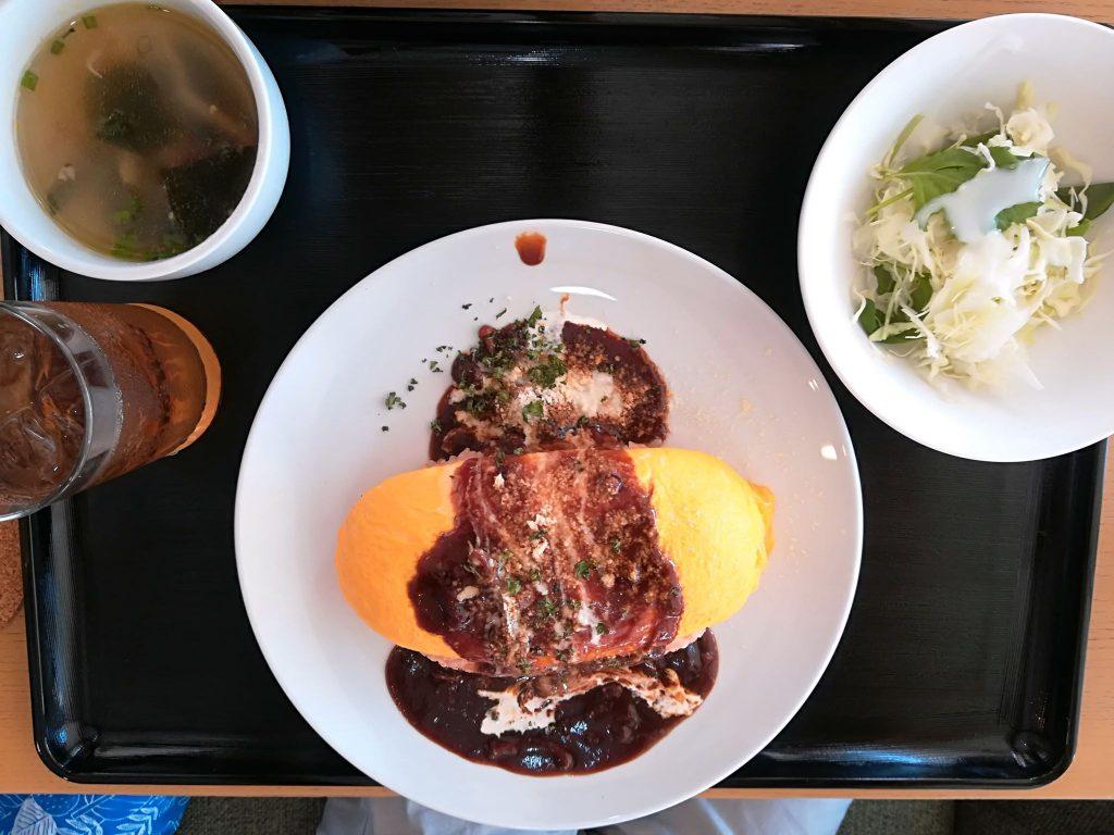 オムライス|Cafe Kou