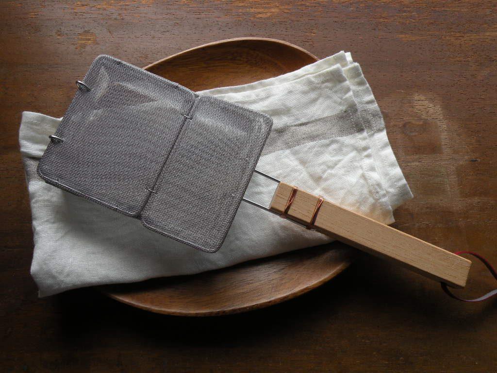 胡麻炒り器|HANAわくすい