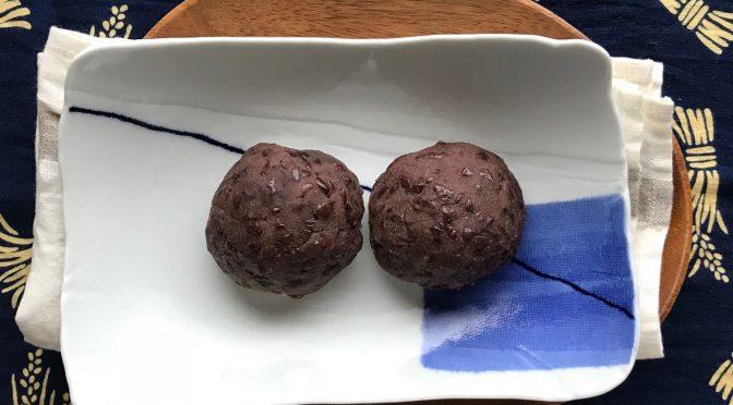 【中秋の名月】おはぎの作り方・レシピ