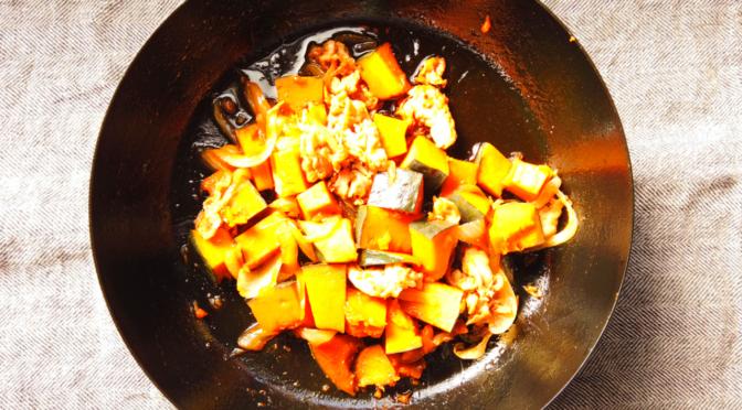 簡単ホクホク!かぼちゃの煮物の作り方・レシピ|カボチャ(南瓜)の切り方・種取り【ばあちゃんの料理教室】