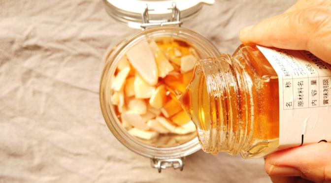 農家直伝!はちみつ生姜シロップの作り方|ショウガの蜂蜜漬けレシピ【長崎のばあちゃんの料理教室】