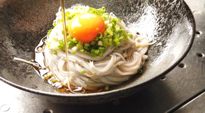 かどやのごま油で作るごま油そうめんの作り方・レシピ!素麺が飲めるように胃袋に消えちゃう料理!|How to make Japanese sesame oil somen noodles