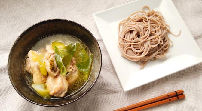 【料理研究家リュウジのバズレシピ】パイタンねぎま鍋/鶏白湯スープ蕎麦の作り方